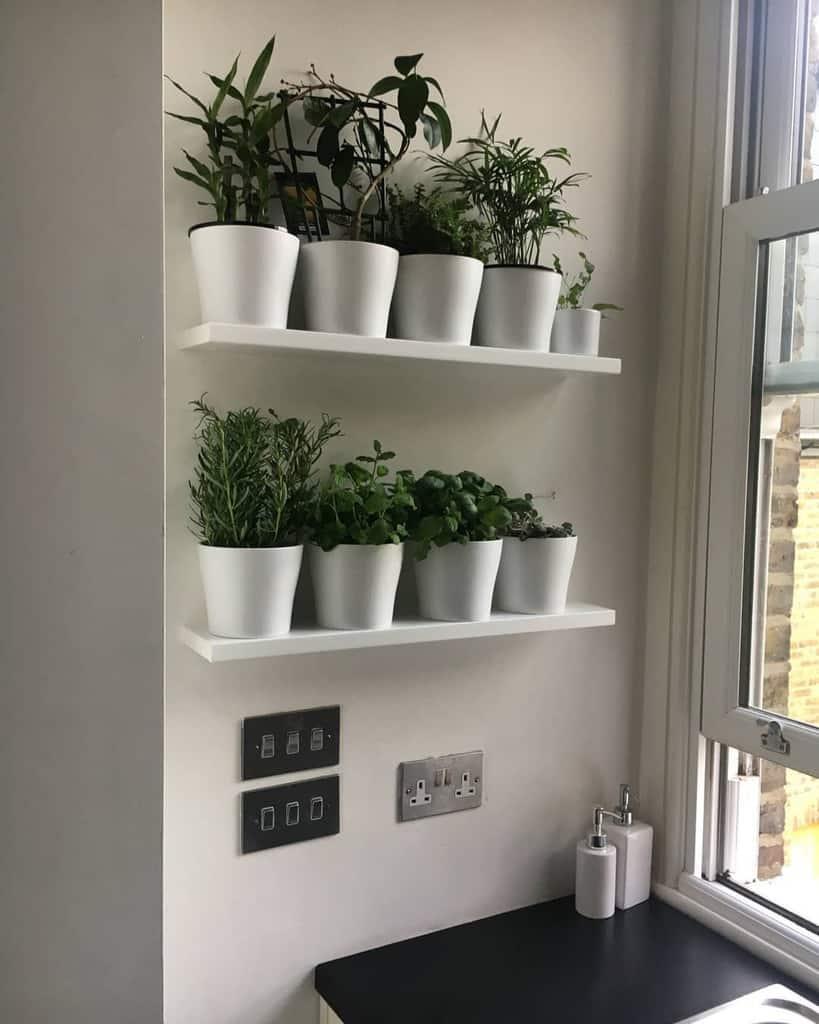 DIY Floating Shelves Ideas -shelfbarfloatingshelves