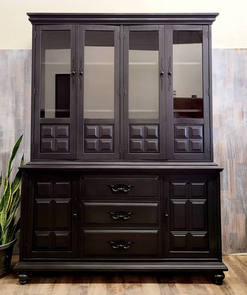 Dark Colors Chalk Paint Furniture Ideas -gadouryrestoration