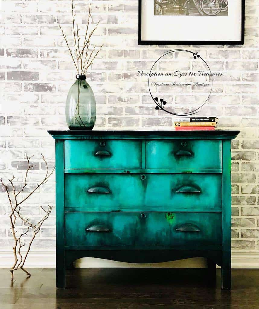 Dark Shadow Chalk Paint Furniture Ideas -perception_an_eye_for_treasure