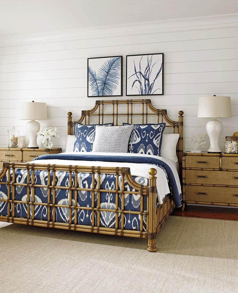Decor Coastal Bedroom Ideas -auberginehome