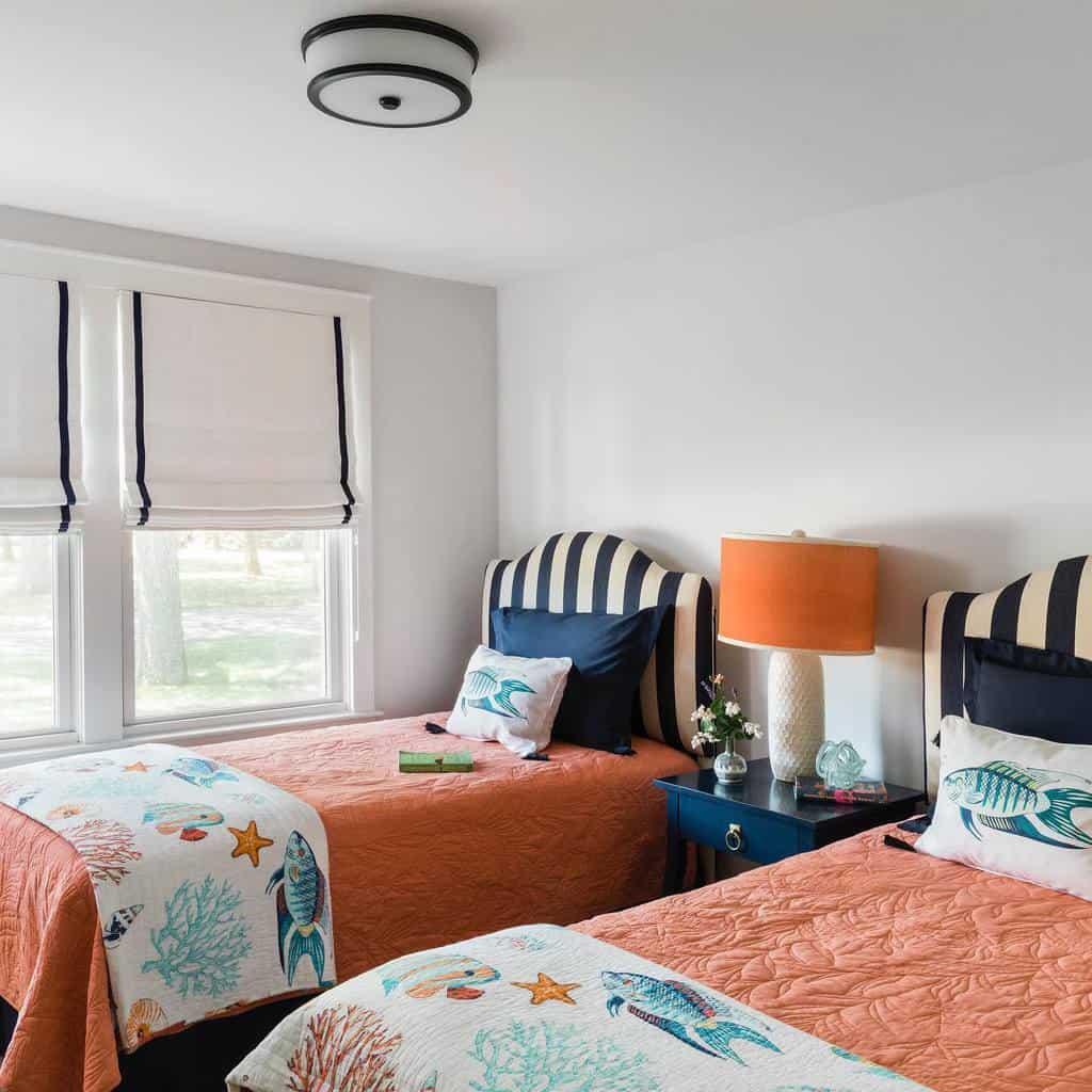 Decor Coastal Bedroom Ideas -seasquareddesign