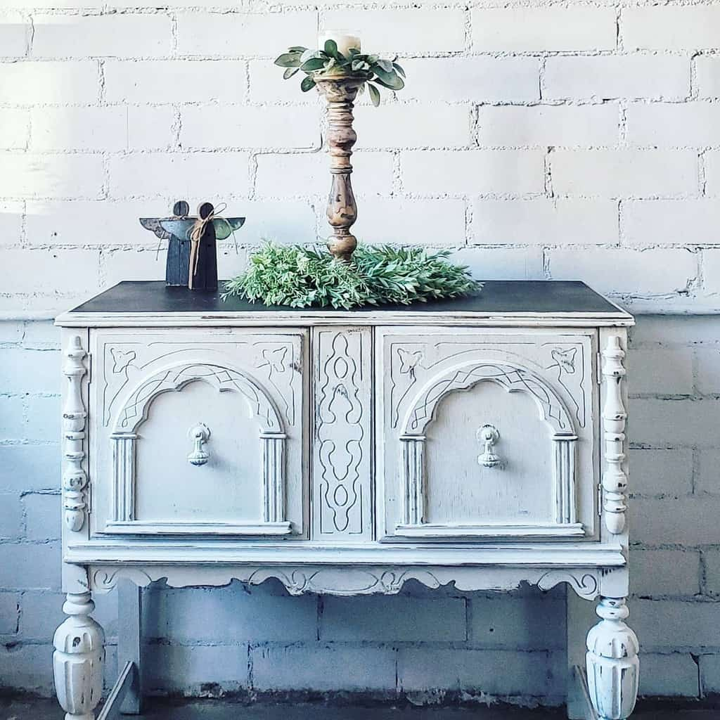 Distressed Chalk Paint Furniture Ideas -themarketon71