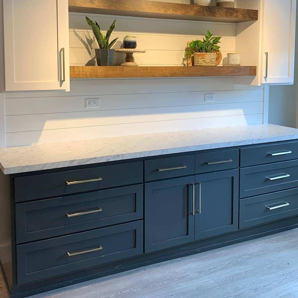 Floating Kitchen Shelf Ideas -thecarpentershp