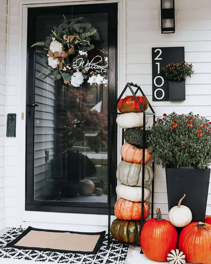Front Door House Number Ideas -emily_does_it_