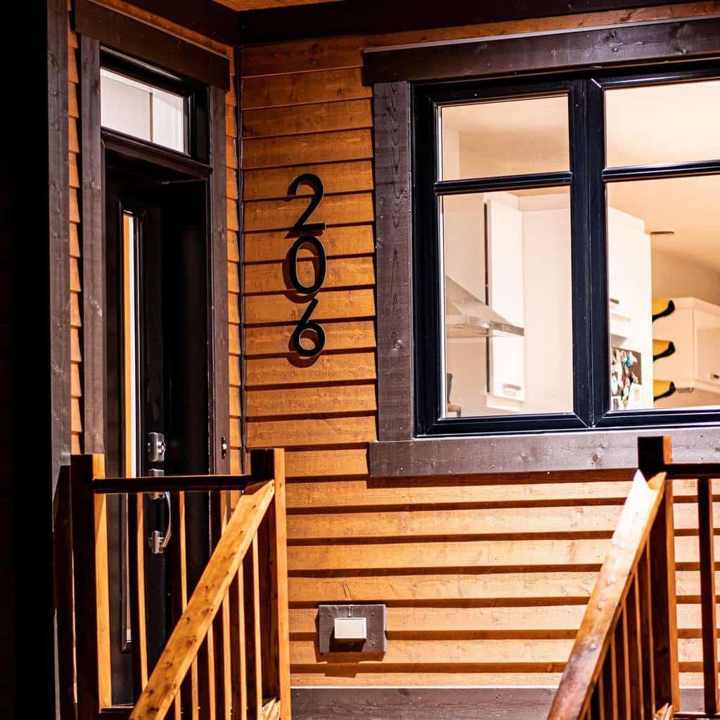 Front Door House Number Ideas -myaddressnumber
