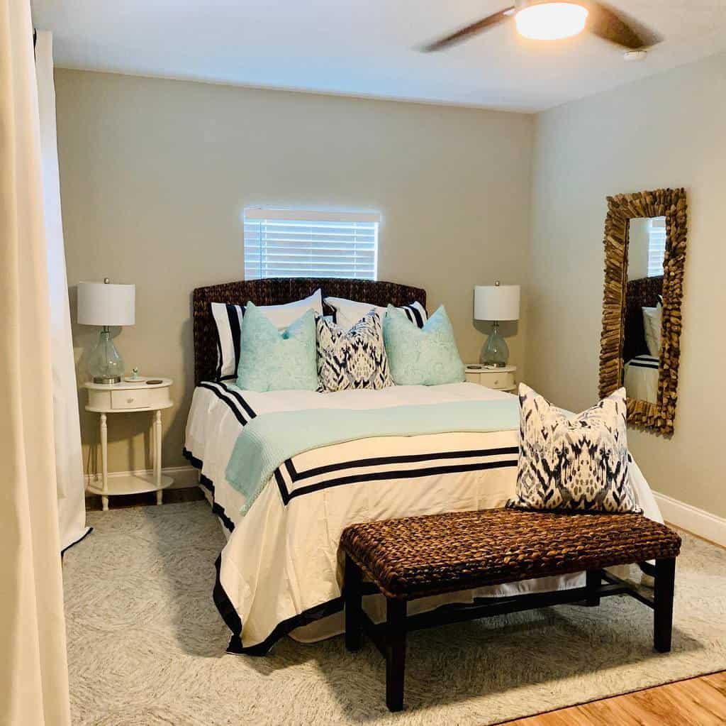 Furniture Coastal Bedroom Ideas -house_of_fleck_interiors