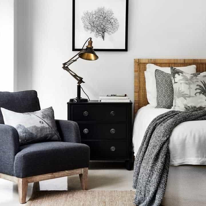 Furniture Coastal Bedroom Ideas -lamaison_australia