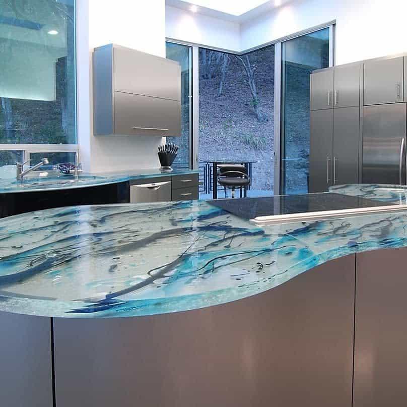 Glass Countertop Ideas -kate_tucker_hoyt