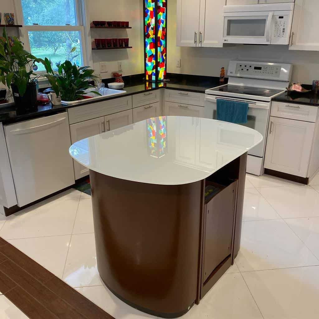 Glass Countertop Ideas -theglassguyshouston