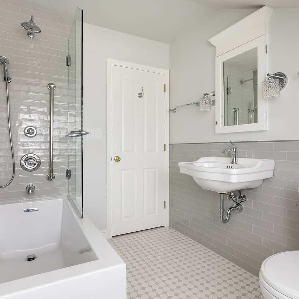 Grey Wet Room Ideas -embellishmentsdesignstudio