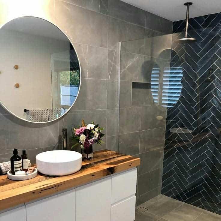 Grey Wet Room Ideas -mirrorcityaus