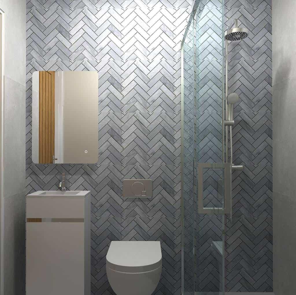 Grey Wet Room Ideas -project4tsevin