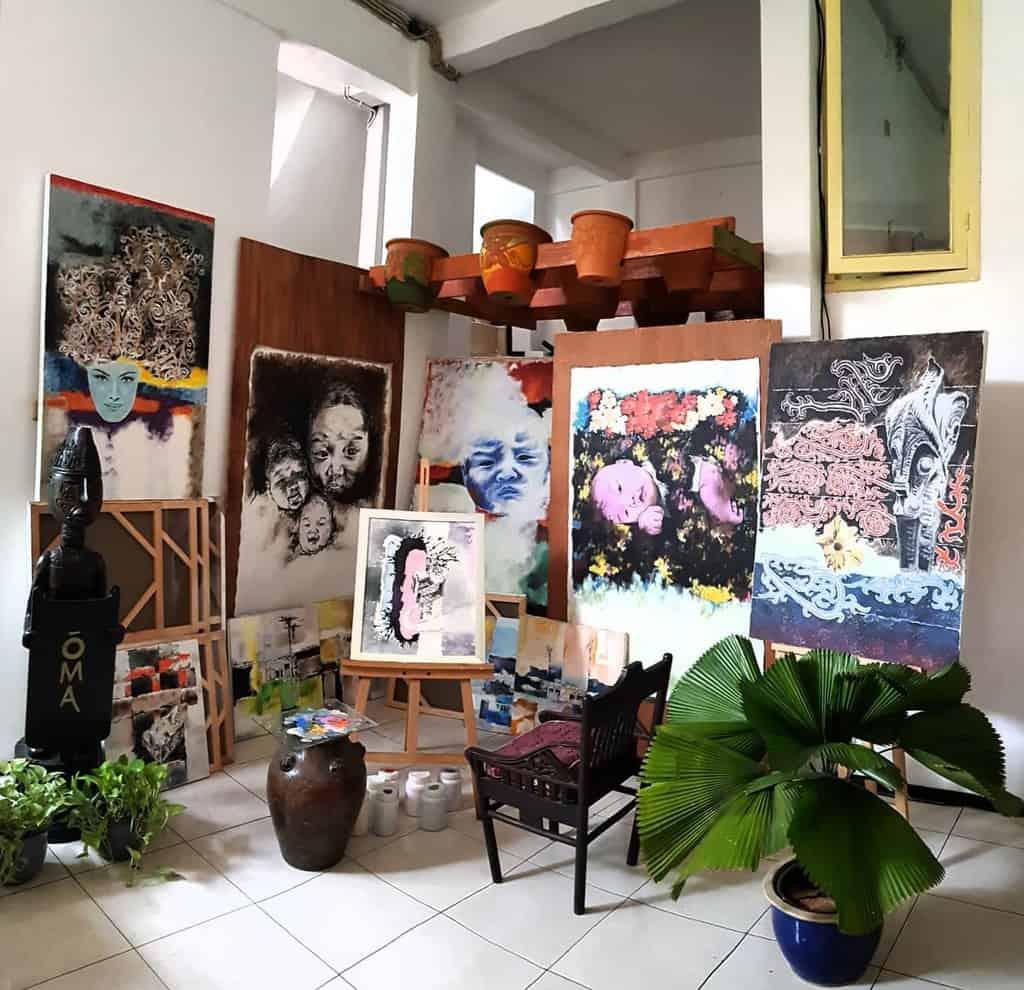 Interior Art Studio Ideas -ituuuuut_huwae