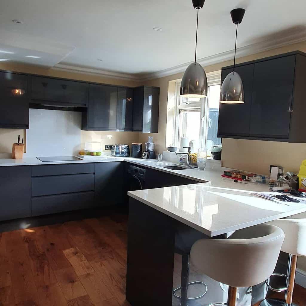 Kitchen Countertop Ideas -elliscarpentryjoinery