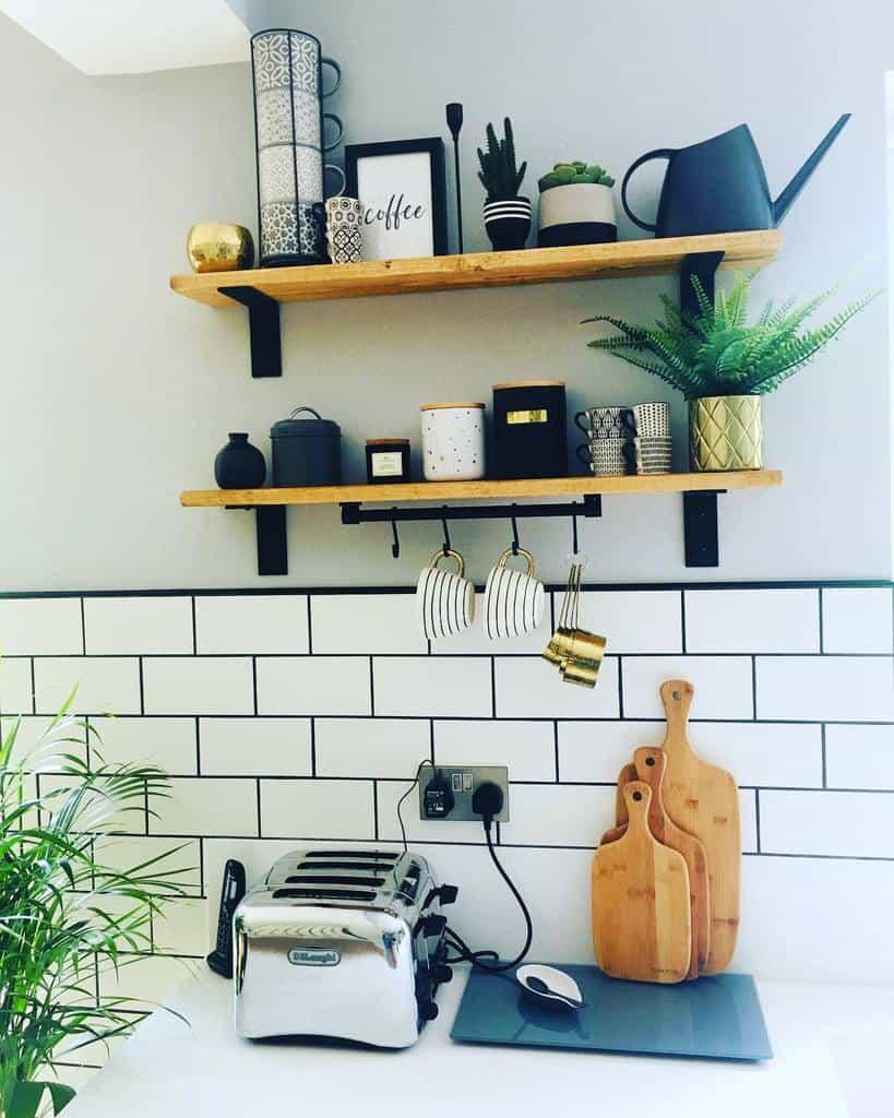 Kitchen Floating Shelves Ideas -perfecthomeland9