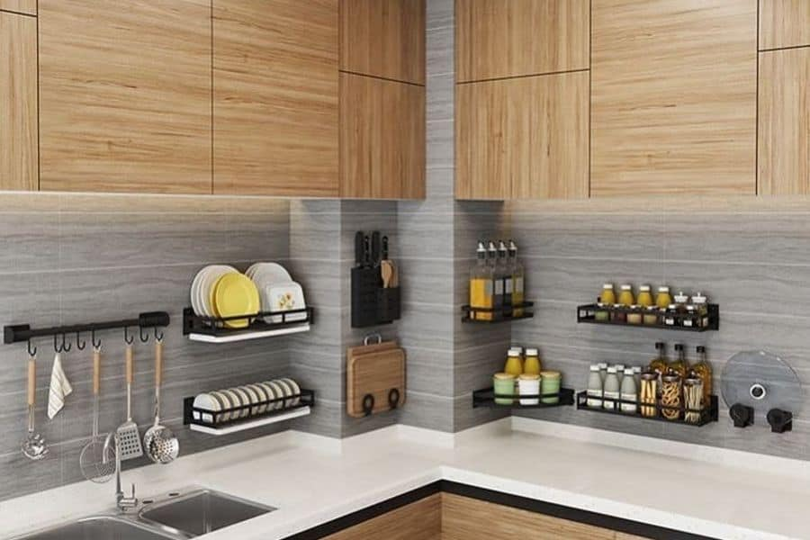 The Top 98 Kitchen Shelf Ideas
