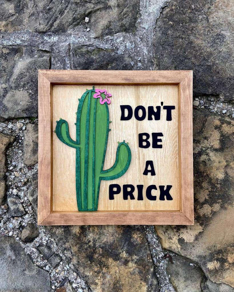 Kitchen Wood Sign Ideas -handmadebystarr
