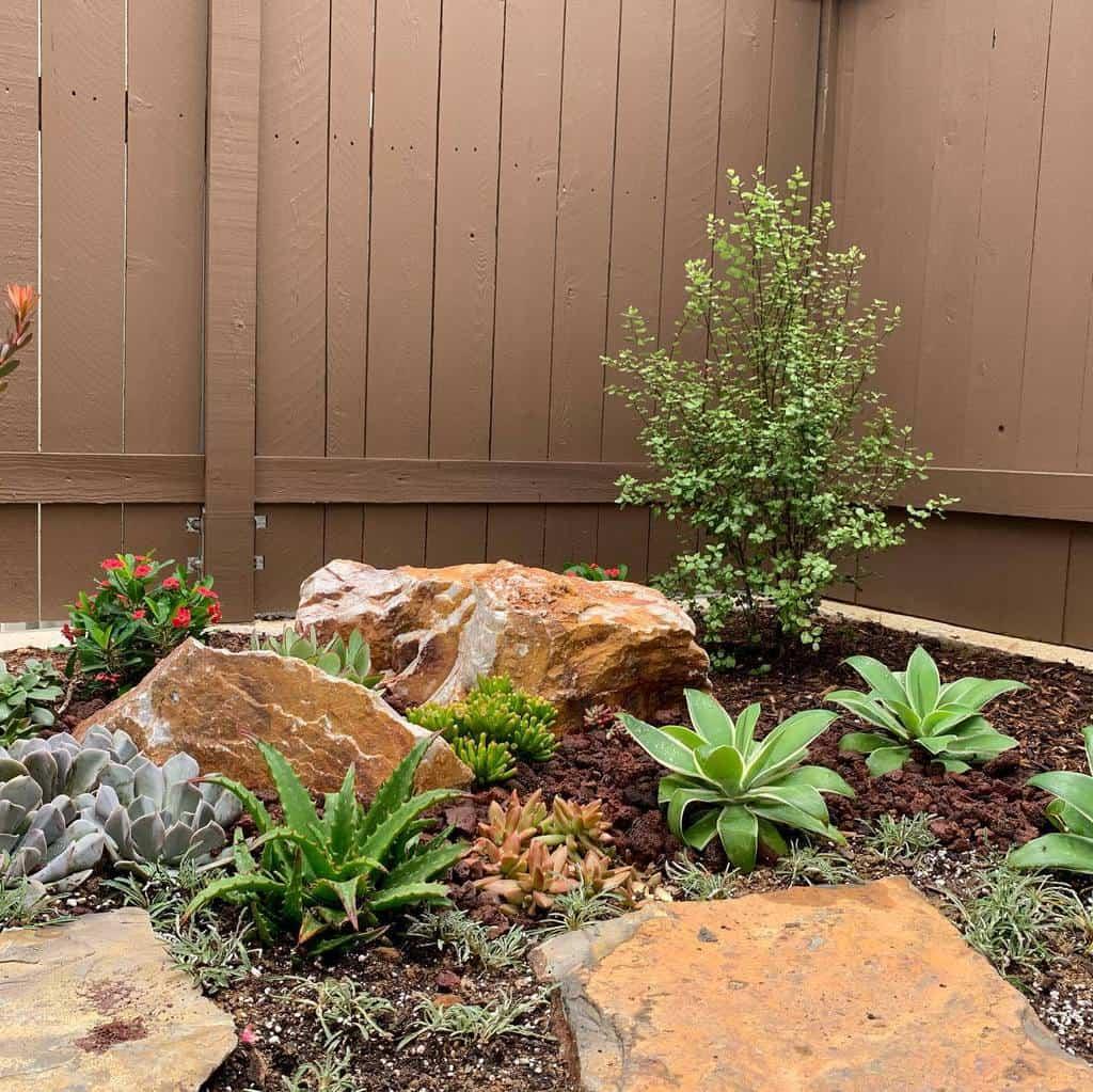 Landscape Succulent Garden Ideas -gardenrhythms