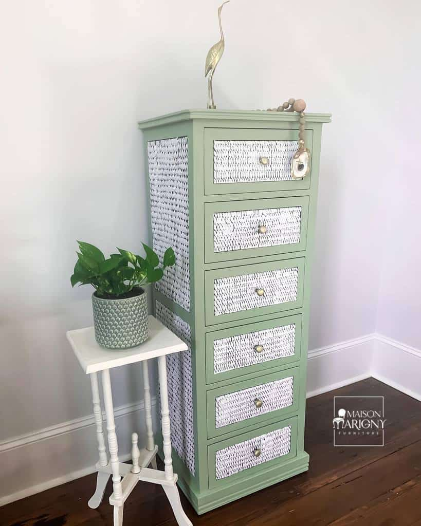 Light Color Chalk Paint Furniture Ideas -maisonmarignyfurniture
