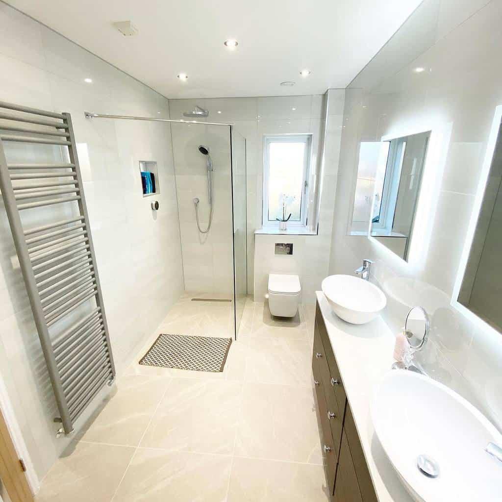 Luxury Wet Room Ideas -ldhomeinterior