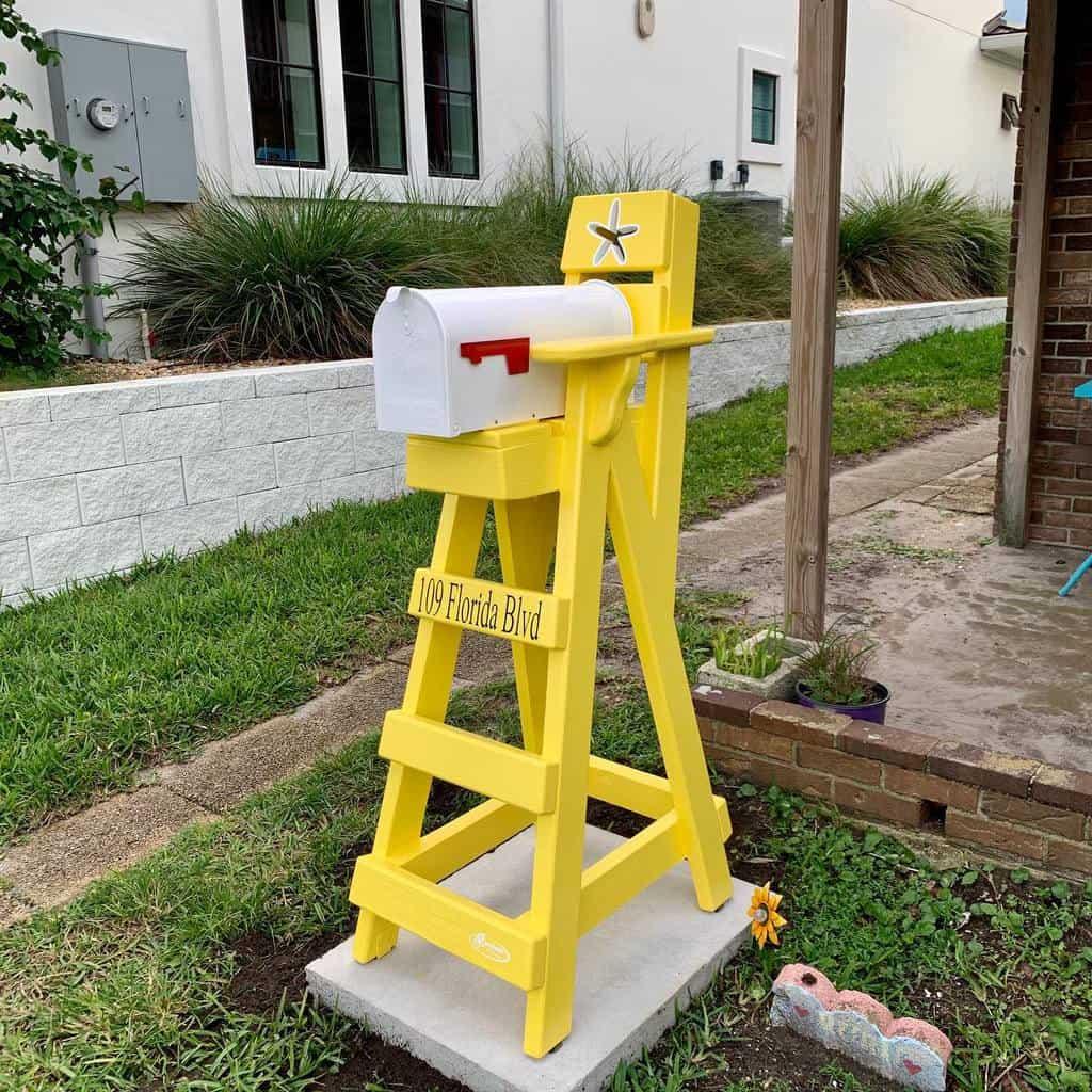 Mailbox House Number Ideas -dunavantdecor