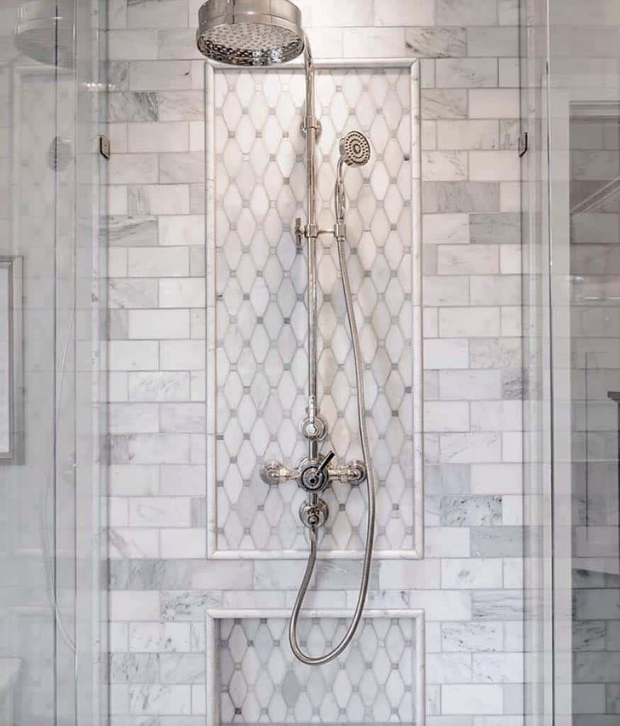 Marble Wet Room Ideas -creative_tile