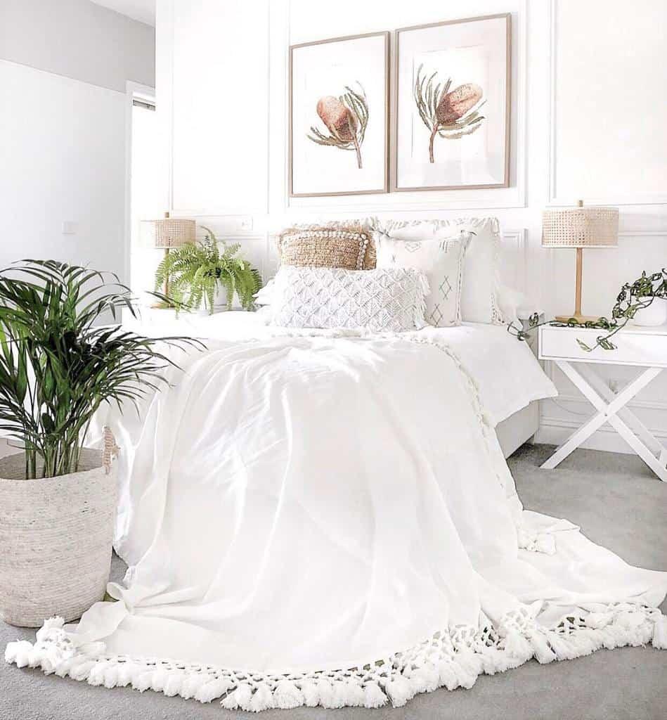 Master Coastal Bedroom Ideas -viridescent_living