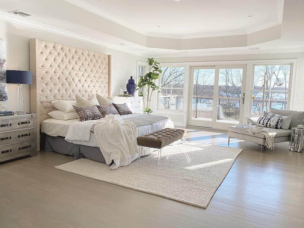 Master Coastal Bedroom Ideas -visualvantage