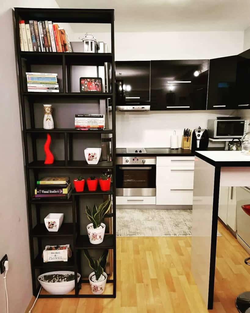 Metal Kitchen Shelf Ideas -meniel2020