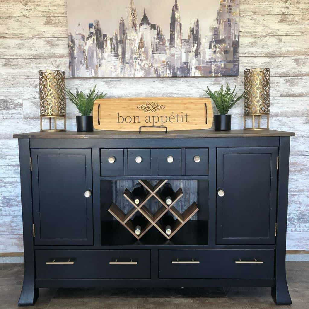 Modern Chalk Paint Furniture Ideas -creativelytayloreddesign