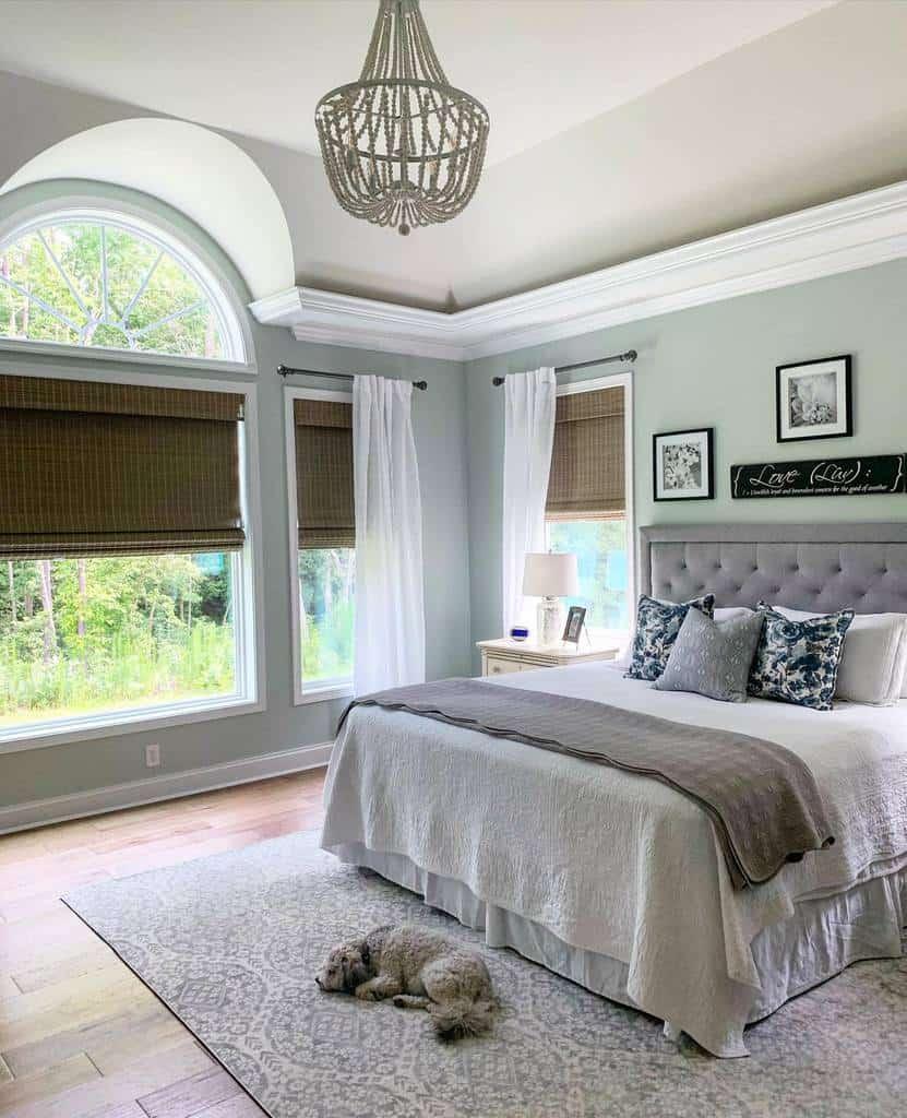 Modern Coastal Bedroom Ideas -asplendidnest