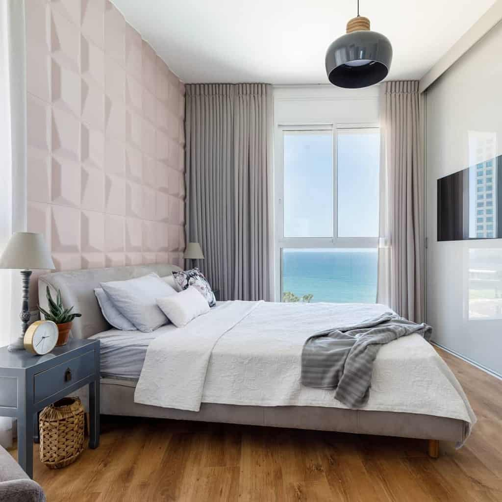Modern Coastal Bedroom Ideas -byleticia_studioipanema