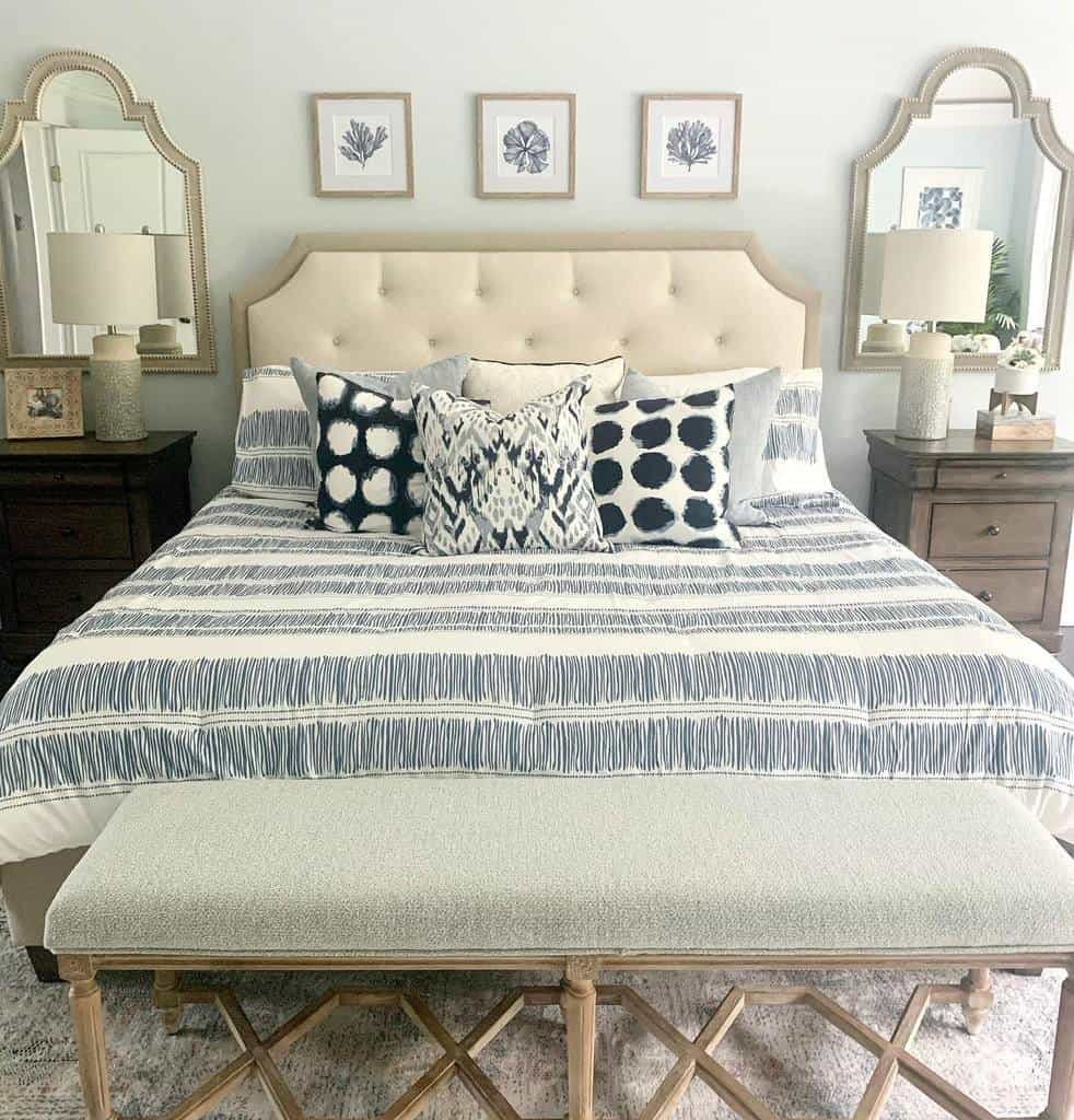 Modern Coastal Bedroom Ideas -modern_beach_house
