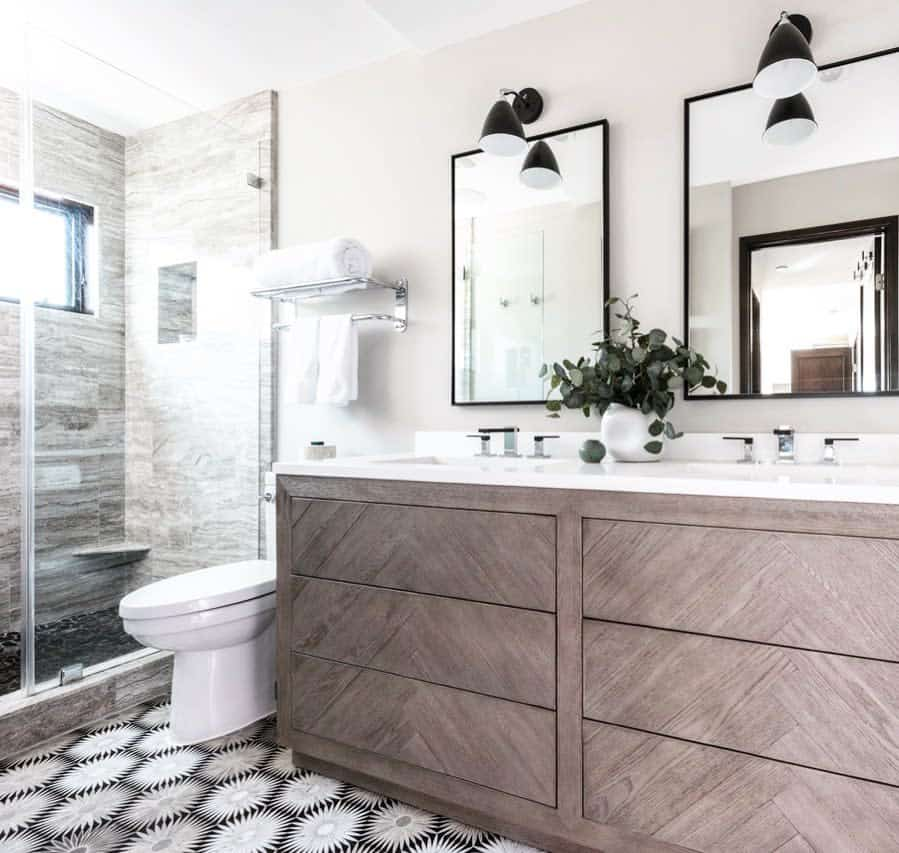 Modern Wet Room Ideas -a.k.nackfordesign