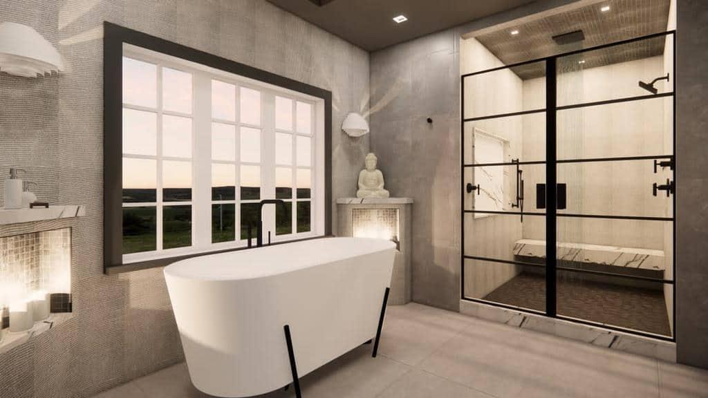 Modern Wet Room Ideas -rsmannino