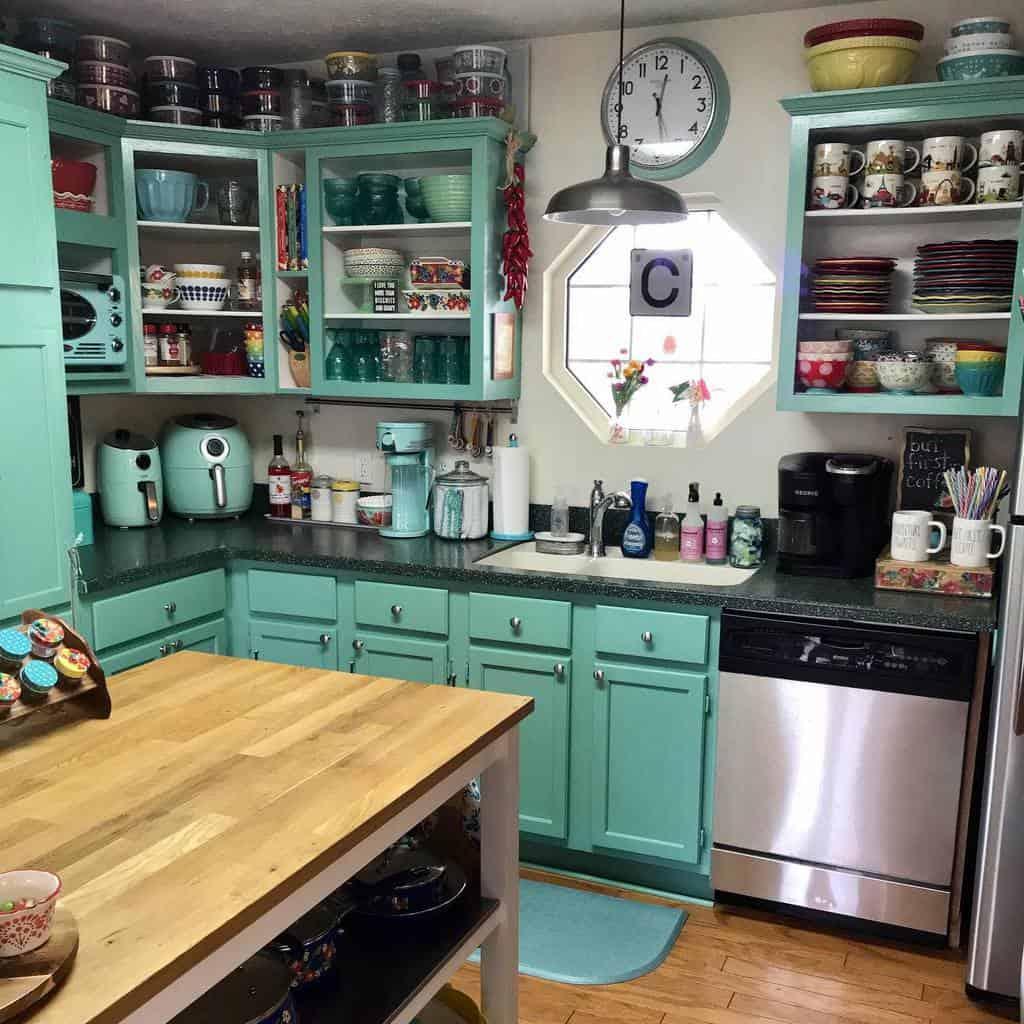 Narrow Kitchen Shelf Ideas -joeyjcrossgrove