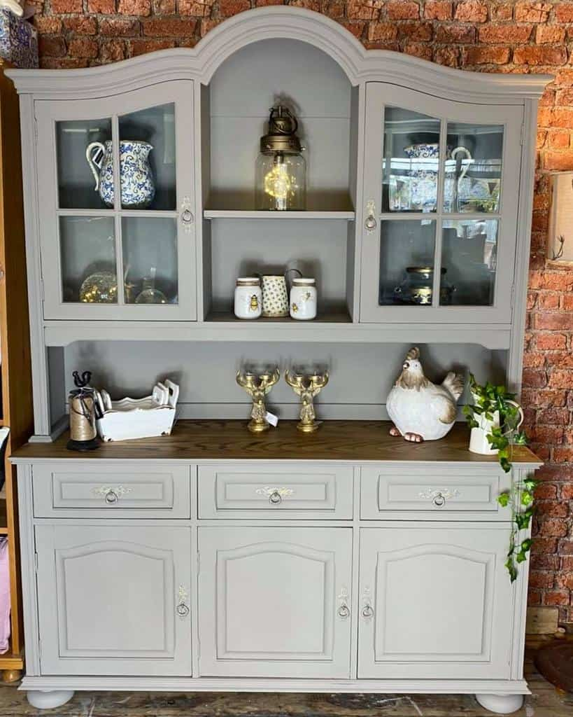 Neutral Chalk Paint Furniture Ideas -annahobbs123