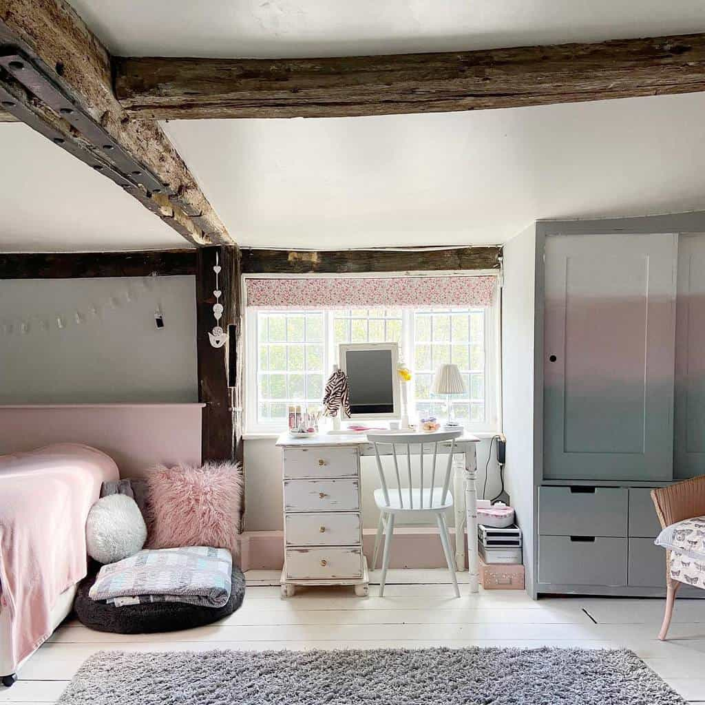 Ombre Chalk Paint Furniture Ideas -sissinghurstlocationhouse