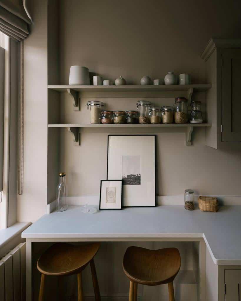 Open Kitchen Shelf Ideas -devolkitchens