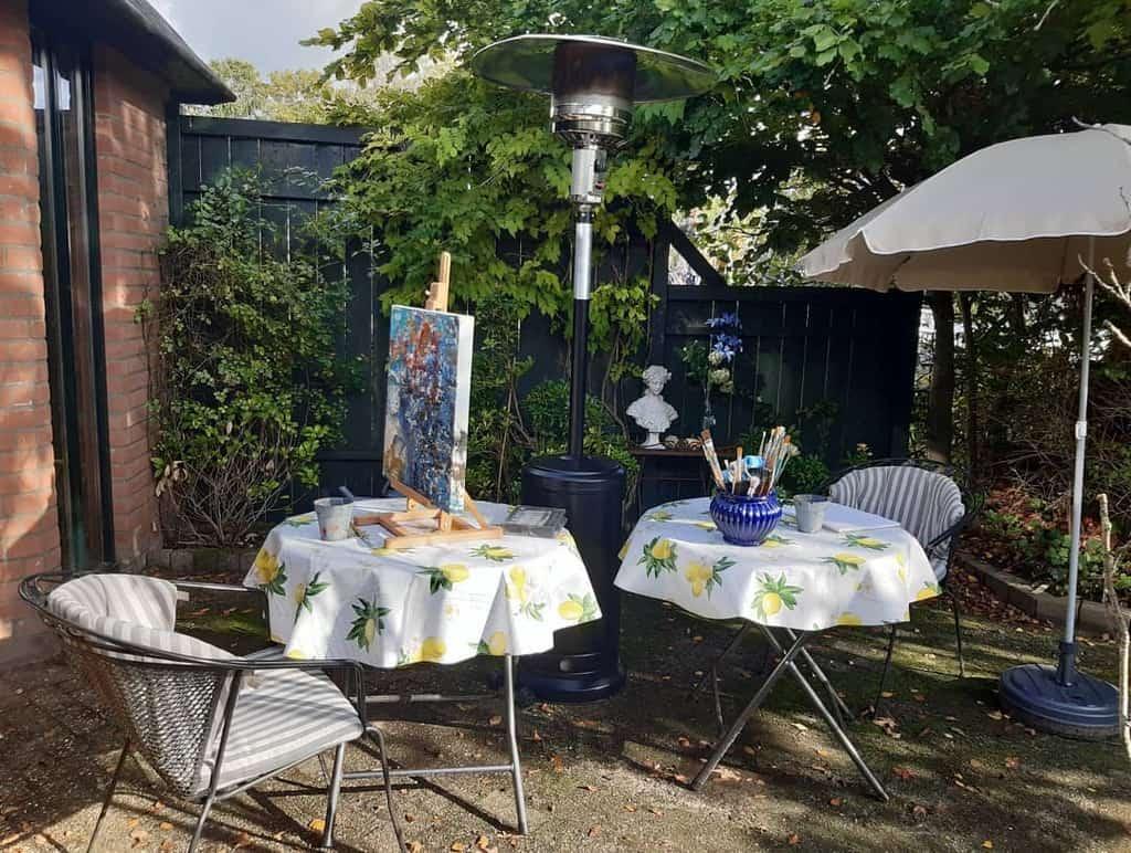 Outdoor Art Studio Ideas -petratool
