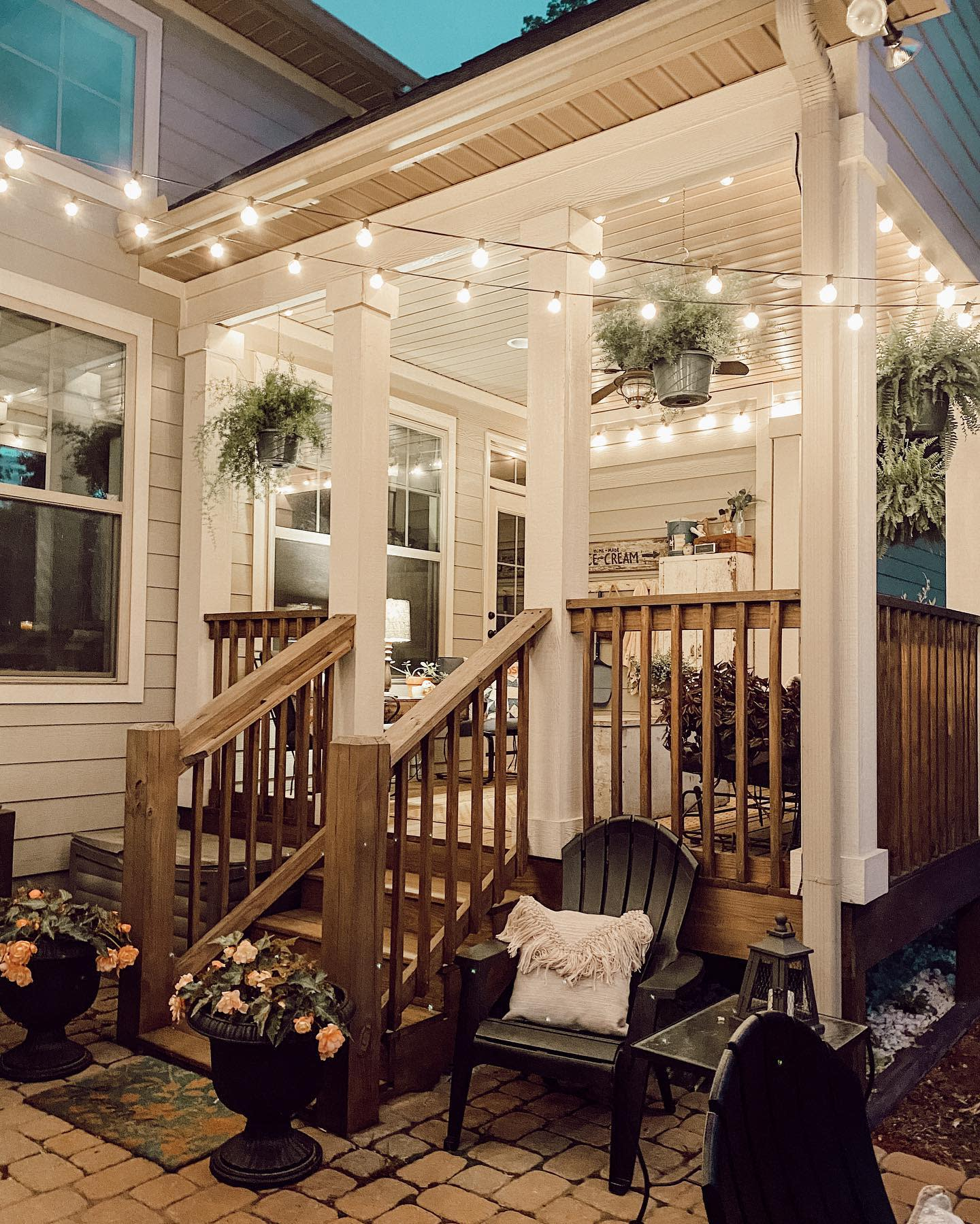 Backyard Outdoor Decorating Ideas -maple.and.dickerson
