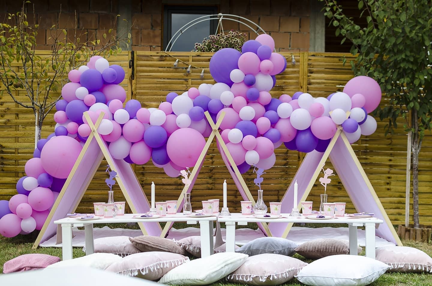 Party Outdoor Decorating Ideas -liloupartyshop