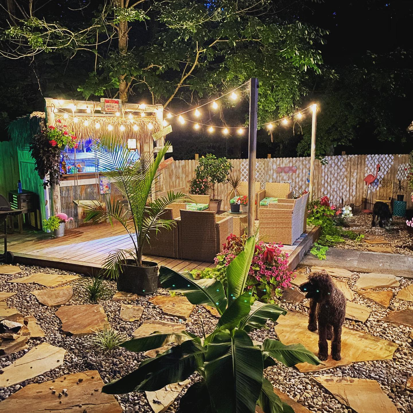 Rustic Outdoor Decorating Ideas -rustic_farmhouse_amymyers