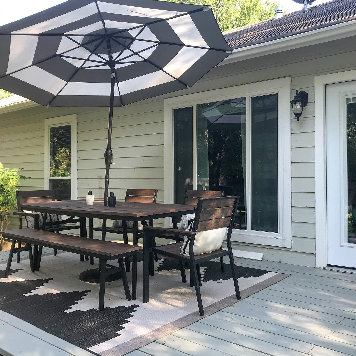 Patio Outdoor Shade Ideas -this1983home