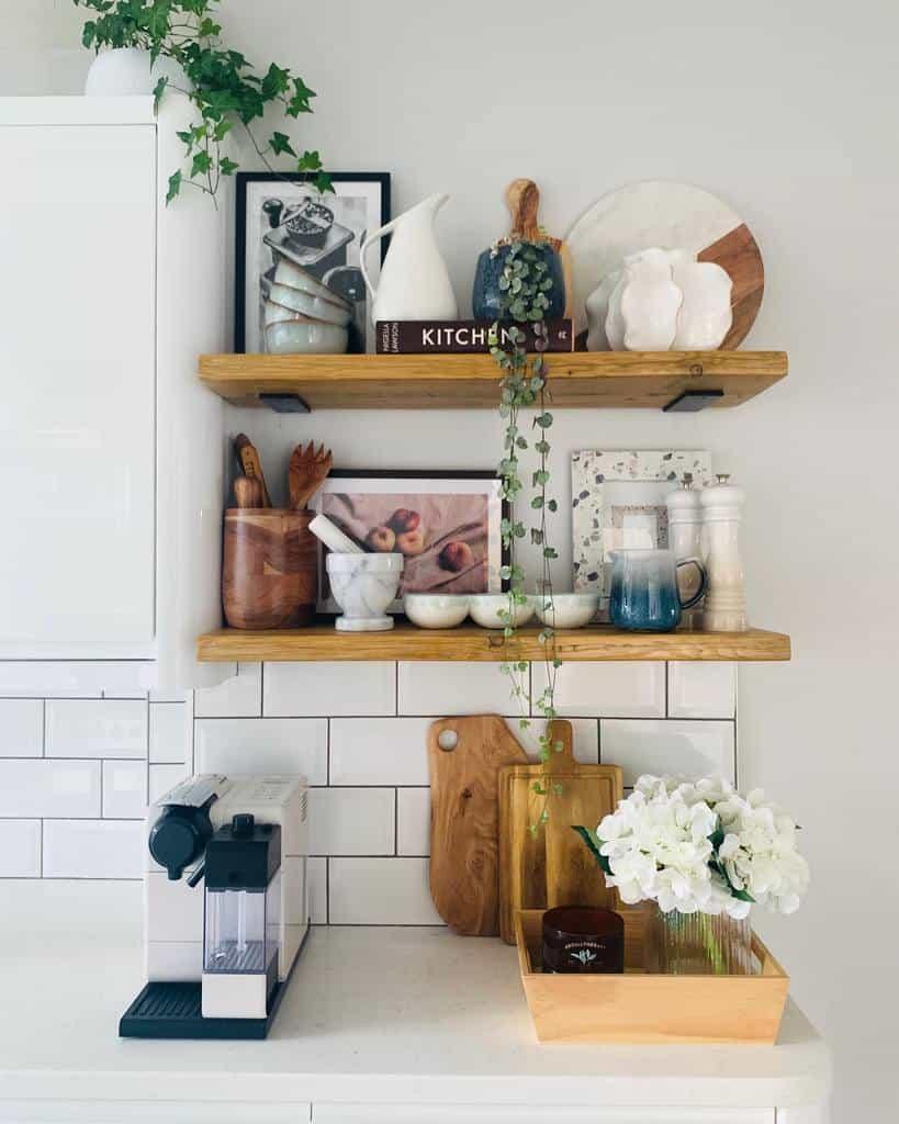 Pallet Kitchen Shelf Ideas -beyondtheblankcanvas