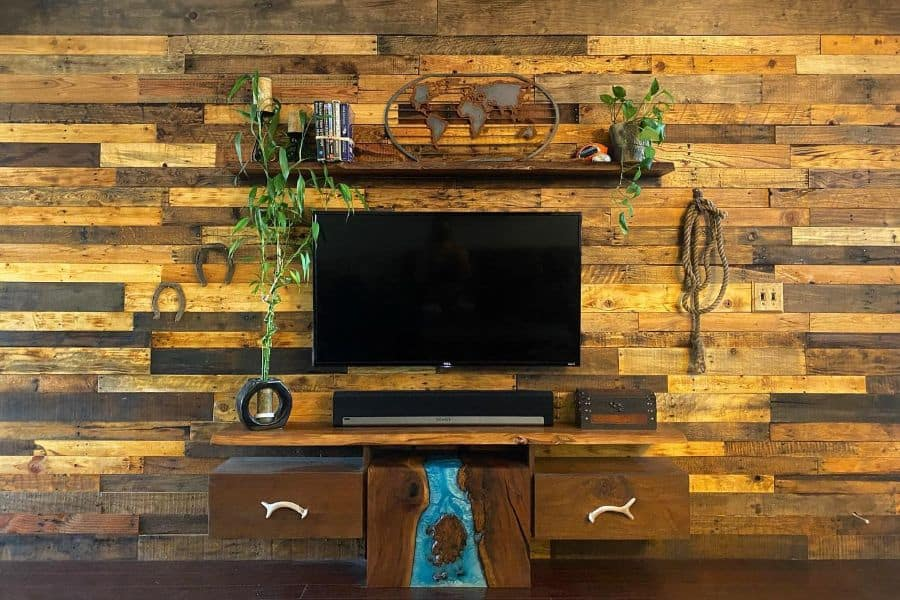 The Top 81 Pallet Wall Ideas
