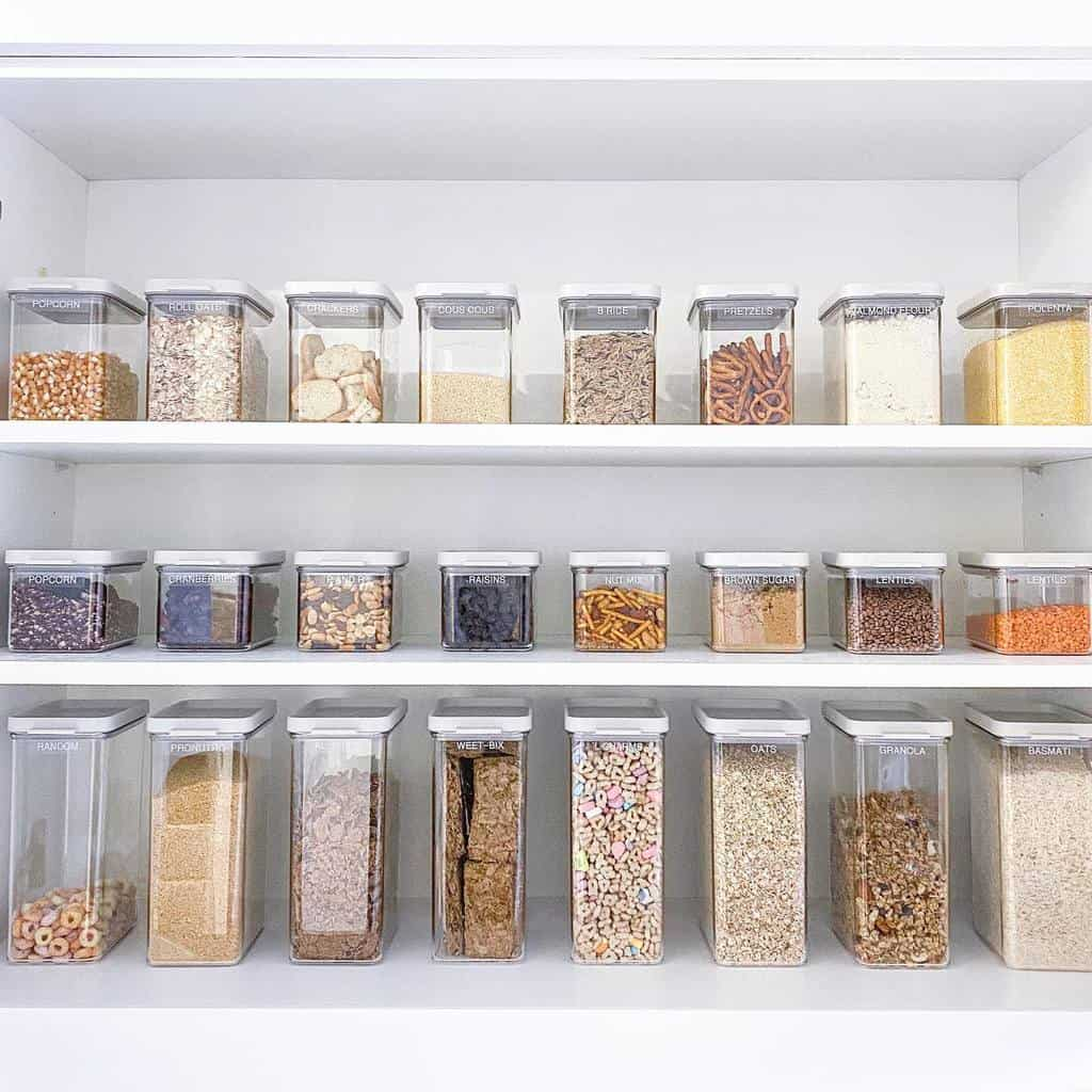 Pantry Kitchen Shelf Ideas -laurenhodoul