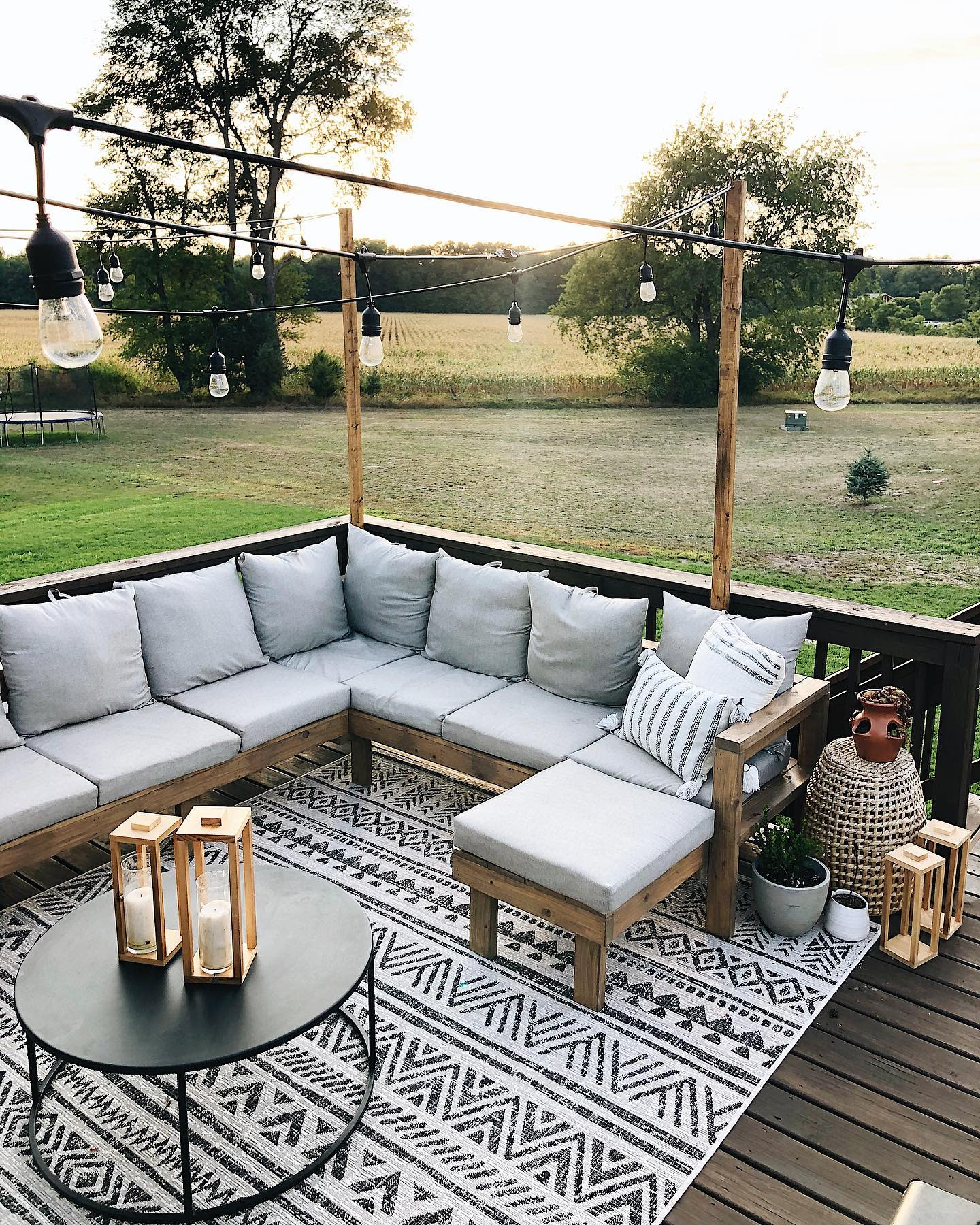 DIY Patio Furniture Ideas -west_and_co