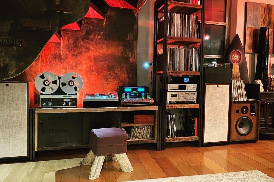 The Top 84 Record Storage Ideas