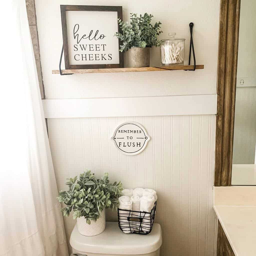 Rustic Wood Sign Ideas -thecoreyhomestead